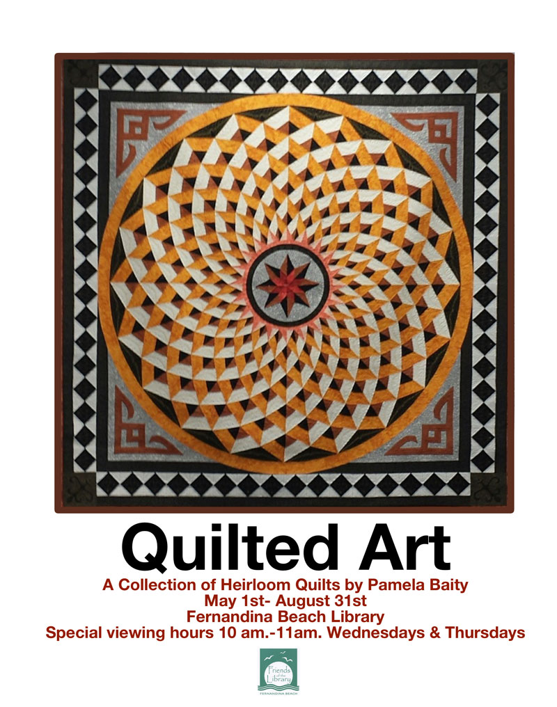 Quilted Art 10-11 Wed and Thursday
