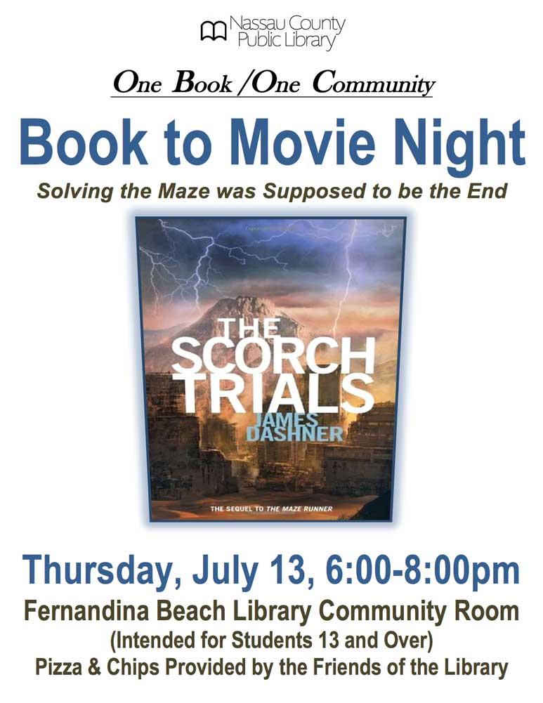 Scorch Trails July 13