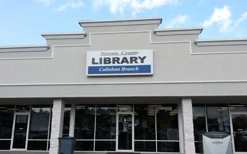 Callahan Branch Library