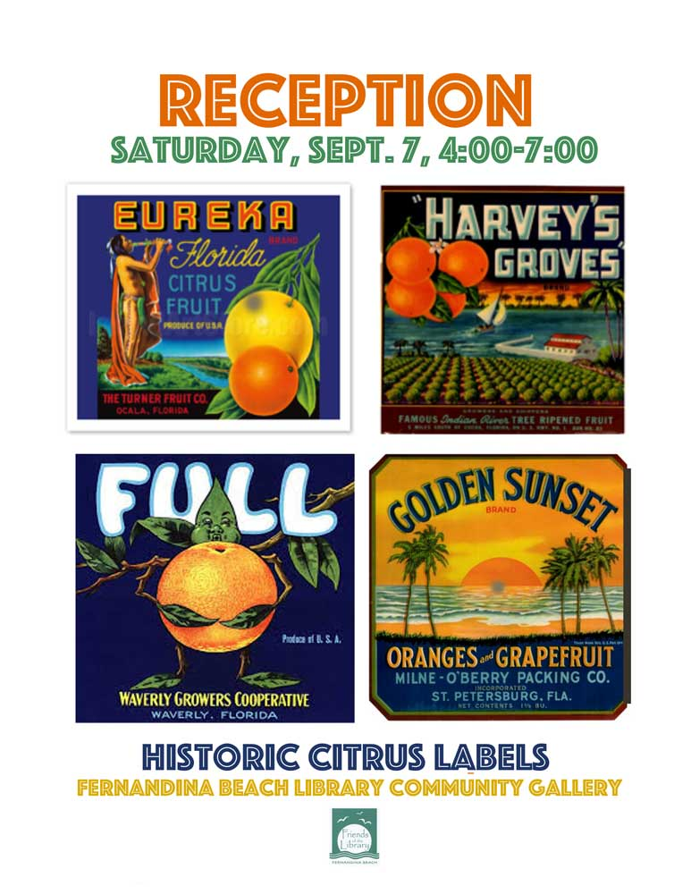 citrus label reception
