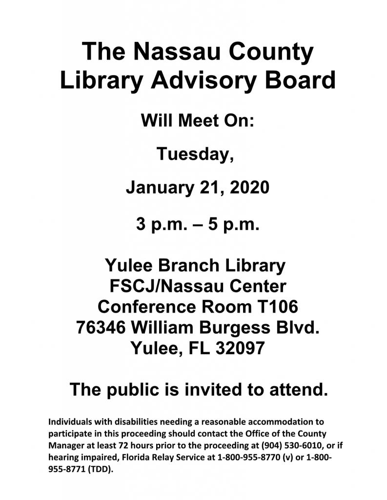 Advisory Board Meeting