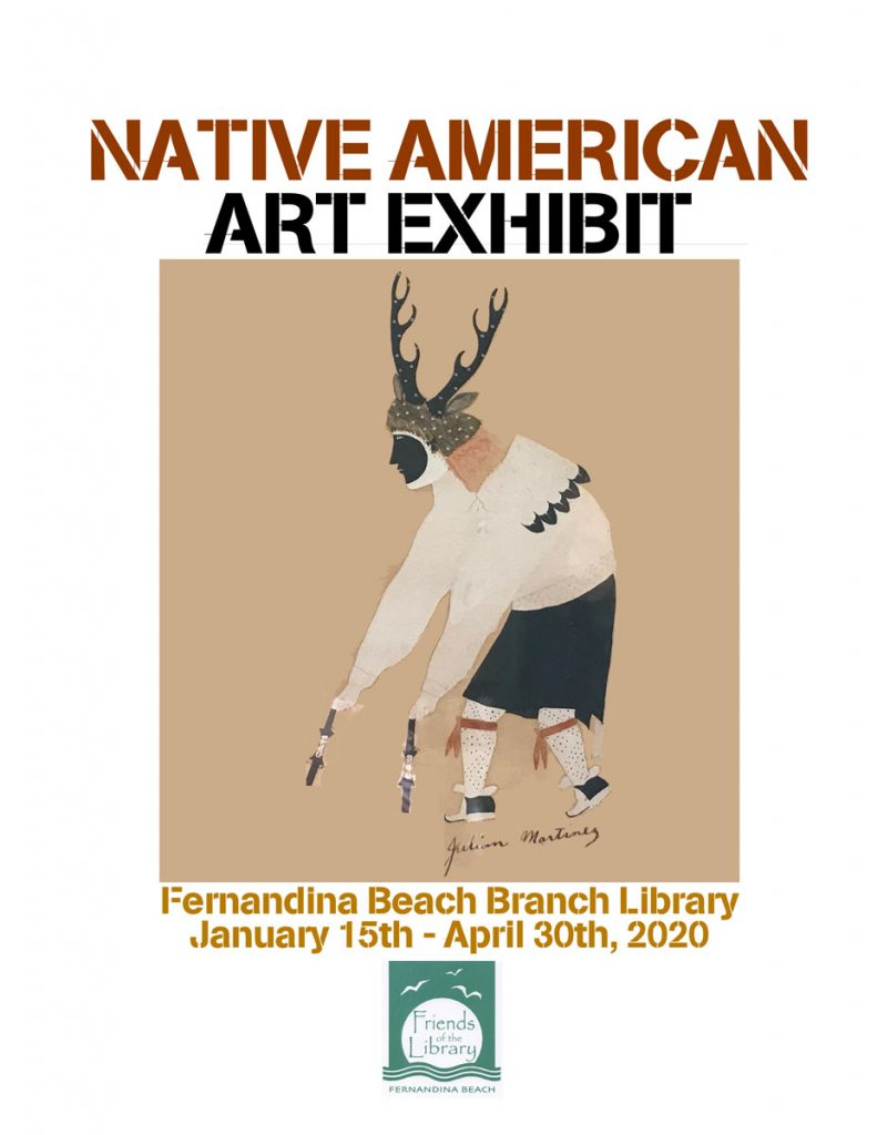Native American Art Exhibit