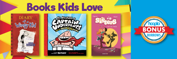Hoopla Digital Content Available Now