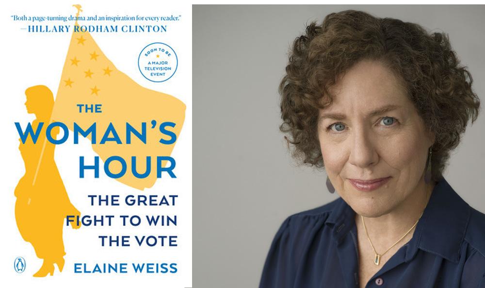 Facebook Live Author Elaine Weiss