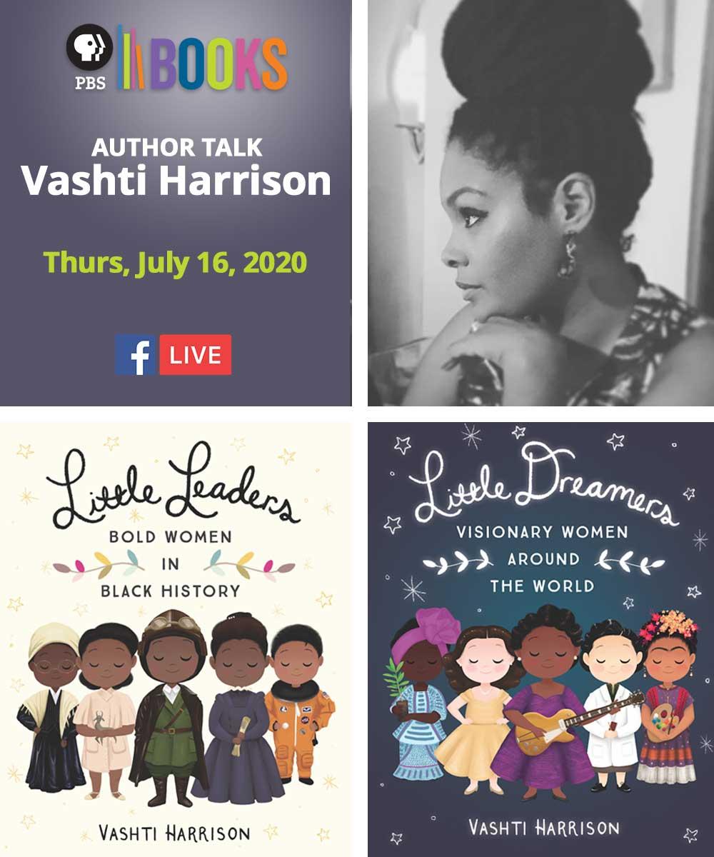 Trailblazing Women for Kids with Vashti Harrison