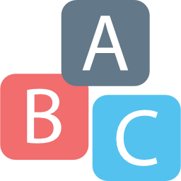 ClipArt-ABC Blocks