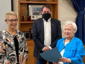 Fernandina declares Oct 18-24 National Friends of Libraries Week