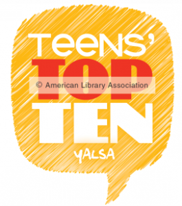American Library Association Top Teens Books 2020