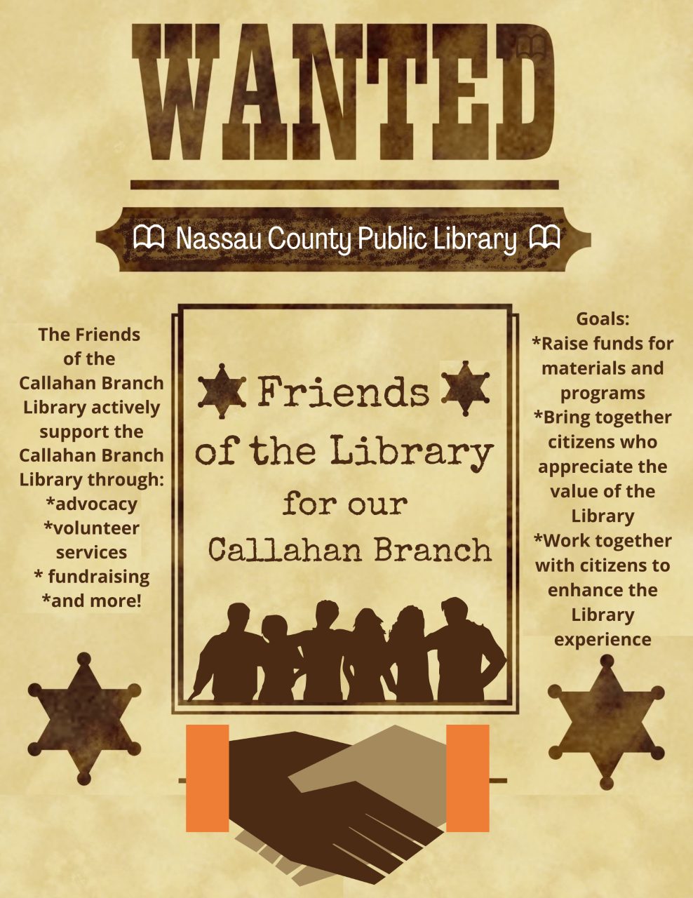 Friends of the Callahan Library