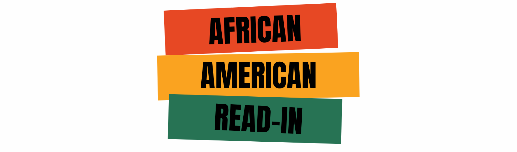 February 11 - African American Read-In