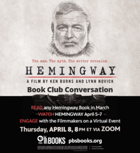New Hemingway Events by PBS