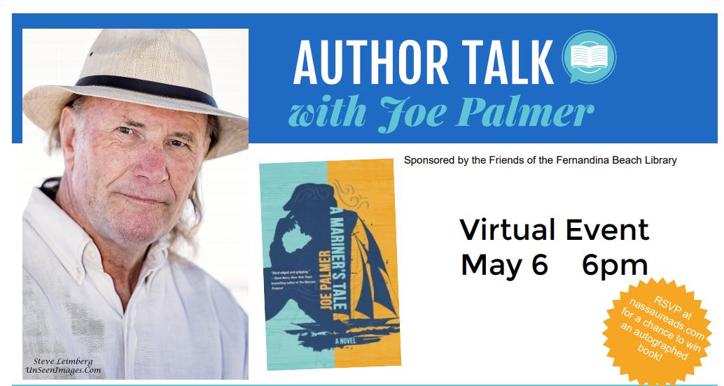 Joe Palmer Virtual Event May 6