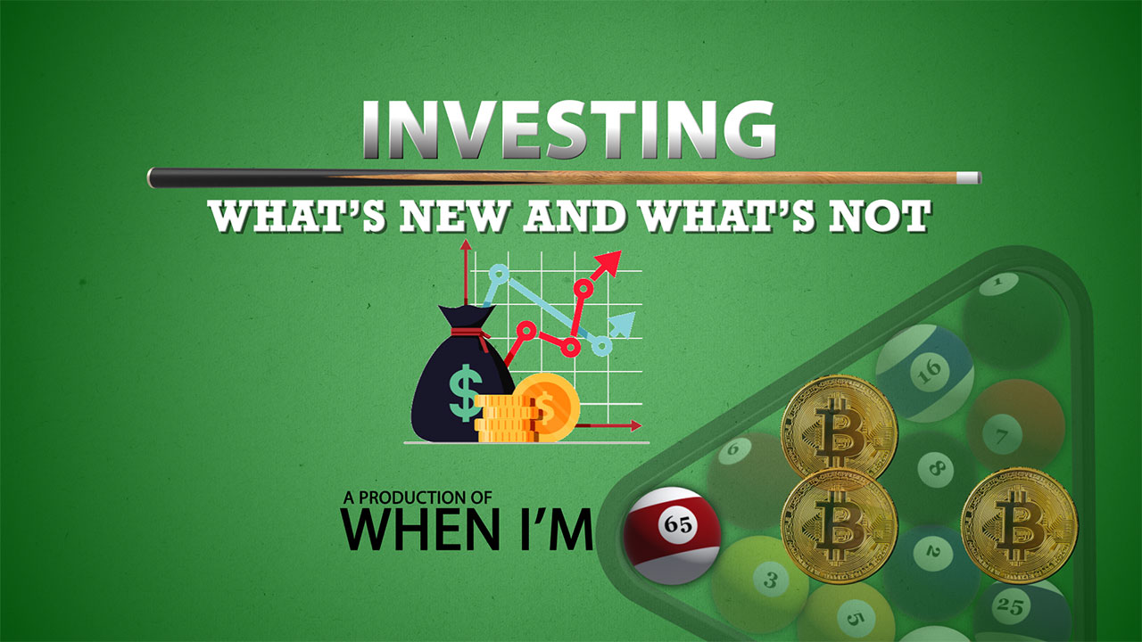 What's new in investing April 23 1pm