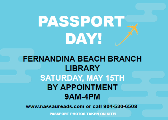 Get ready to travel with Passport Day