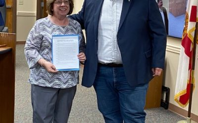 Janet W. Loveless, Assistant Library Director, retires after 25 years