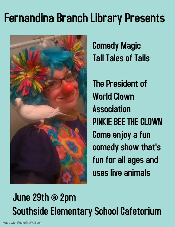 Comedy Magic - Tall Tales of Comedy June 29