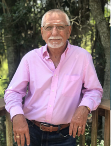 Author Jimmy Deas
